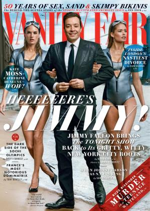 February 2014 | Vanity Fair