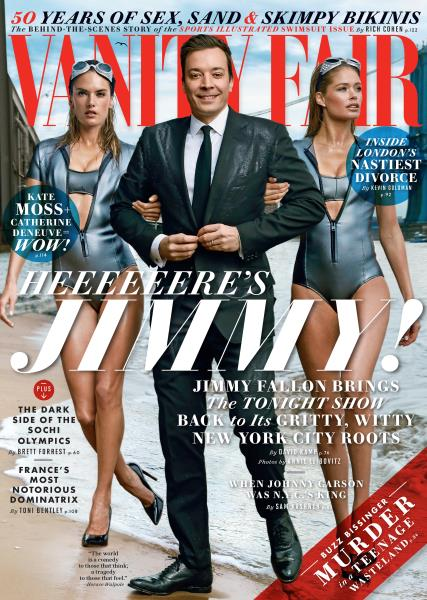 Issue: - February 2014 | Vanity Fair