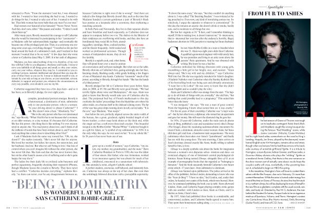 Article Preview: FROM FUR TO ASHES, February 2014 2014 | Vanity Fair