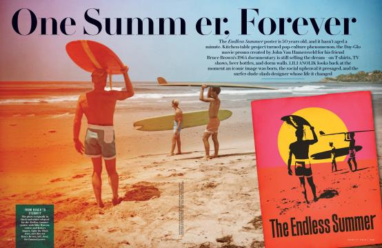 One Summer, Forever - March | Vanity Fair