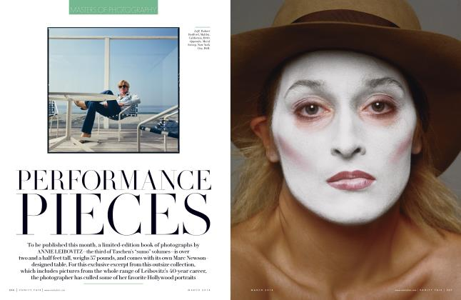 Article Preview: PERFORMANCE PIECES, March 2014 2014 | Vanity Fair