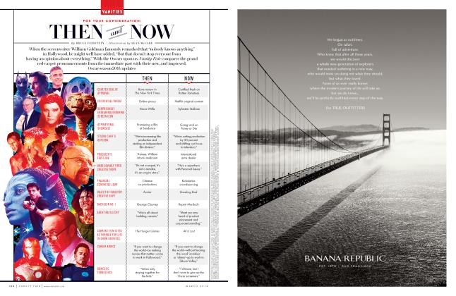 Article Preview: FOR YOUR CONSIDERATION: THEN and NOW, March 2014 2014 | Vanity Fair