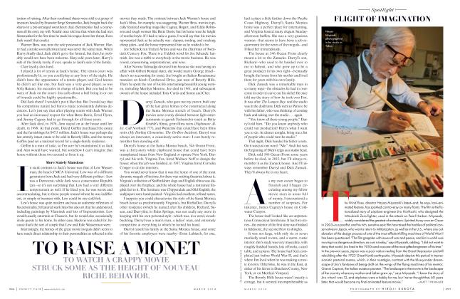 Article Preview: FLIGHT OF IMAGINATION, March 2014 2014   Vanity Fair