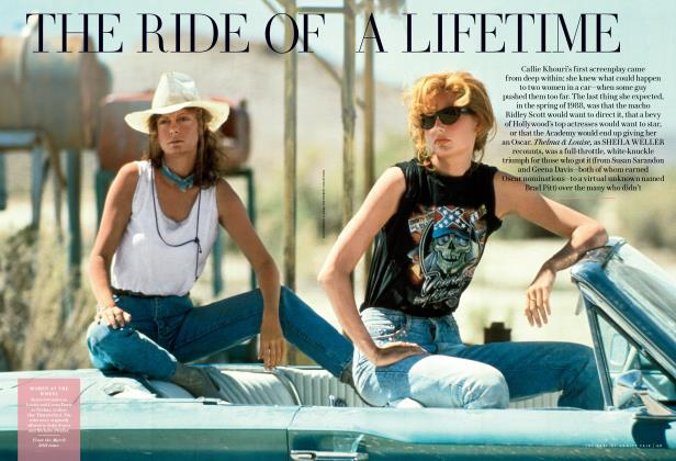 Article Preview: THE RIDE OF A LIFETIME, March 2014 2014 | Vanity Fair