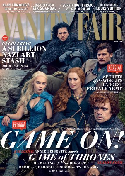 Issue: - April 2014 | Vanity Fair