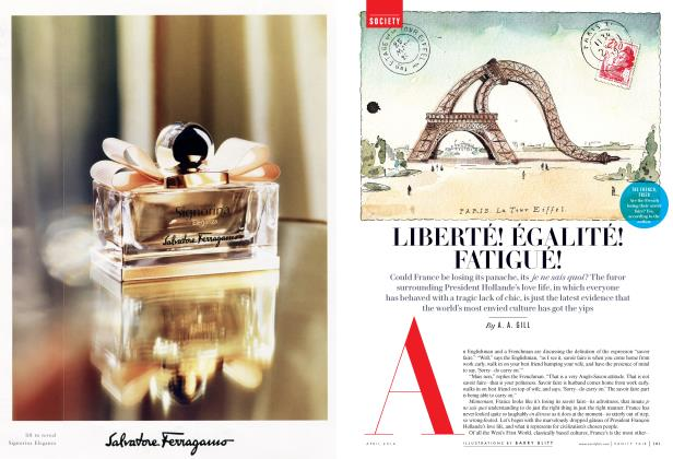 Article Preview: LIBERTÉ! ÉGALITEÉ FATIGUÉ, April 2004 2014 | Vanity Fair