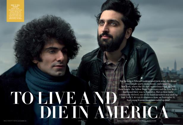 Article Preview: TO LIVE AND DIE IN AMERICA, April 2004 2014 | Vanity Fair