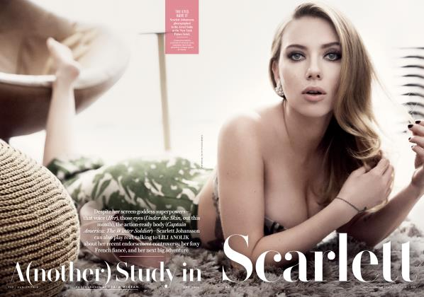 A(nother) Study in Scarlett