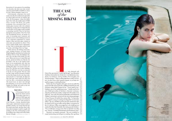 Article Preview: THE CASE of the MISSING BIKINI, May 2014 2014   Vanity Fair