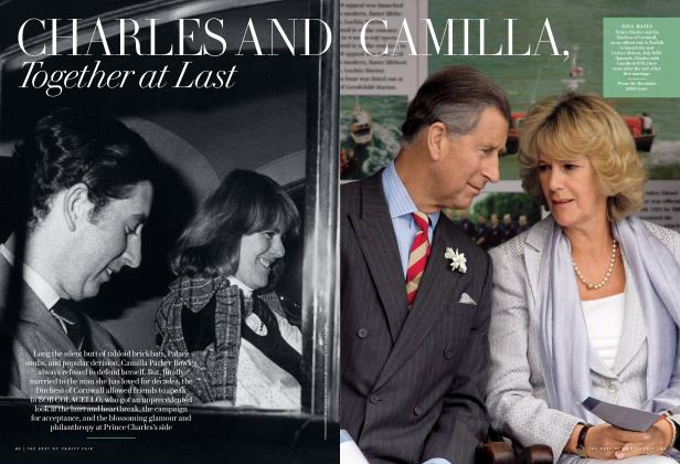 CHARLES AND CAMILLA, Together at Last