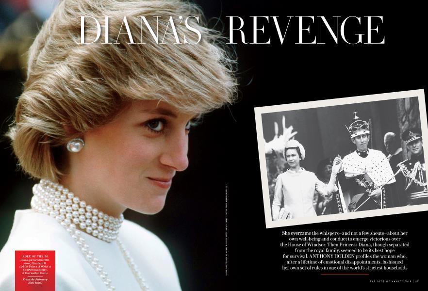 DIANA'S REVENGE