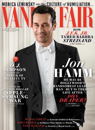 June 2014 | Vanity Fair