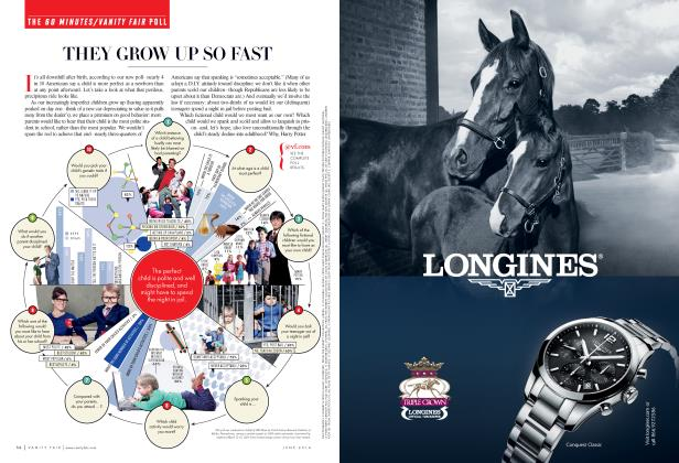 Article Preview: THEY GROW UP SO FAST, June 2014 2014   Vanity Fair