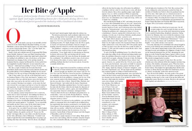 Article Preview: Her Bite of Apple, June 2014 | Vanity Fair