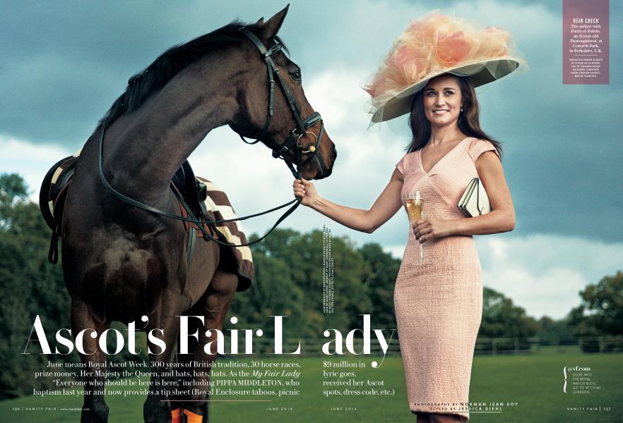 Ascot's Fair Lady