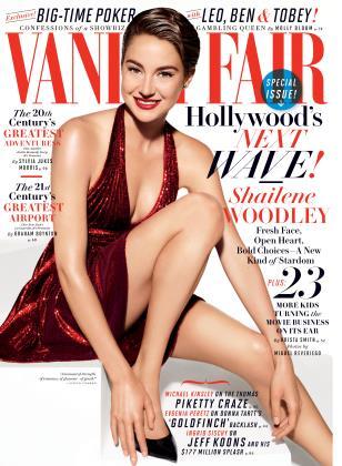 July 2014 | Vanity Fair