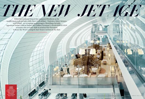 Article Preview: THE NEW JET AGE, July 2014 | Vanity Fair