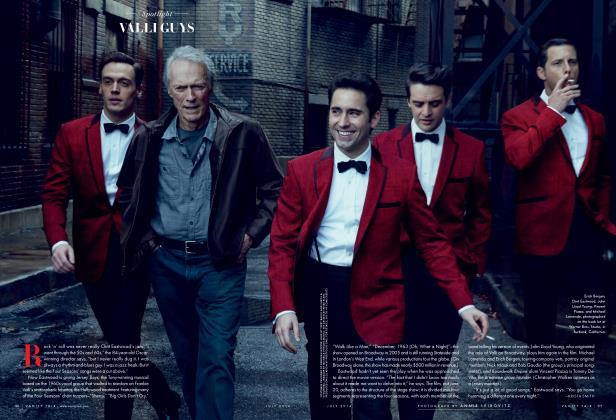 Article Preview: VALLI GUYS, July 2014 2014 | Vanity Fair