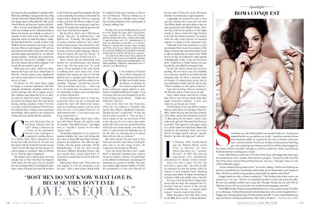 Article Preview: ROMA CONQUEST, July 2014 2014 | Vanity Fair