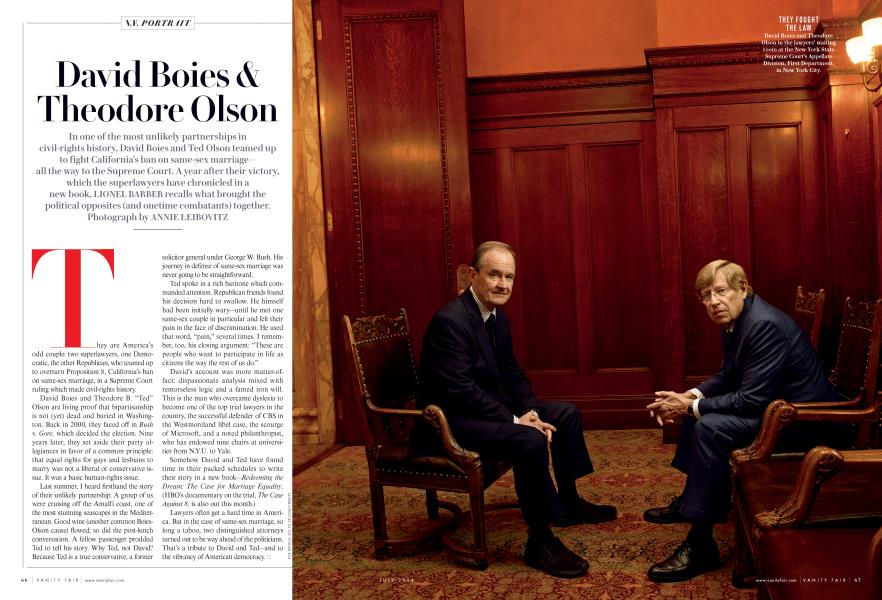 David Boies & Theodore Olson