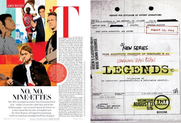 Article Preview: NO, NO, NINE-ETTES, August 2014 | Vanity Fair