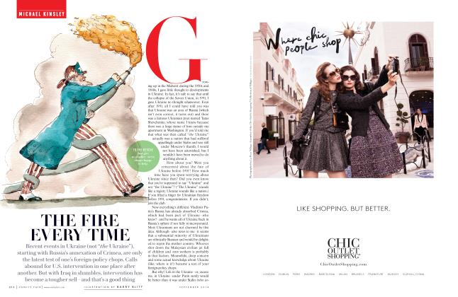 Article Preview: THE FIRE EVERY TIME, September 2014 2014 | Vanity Fair