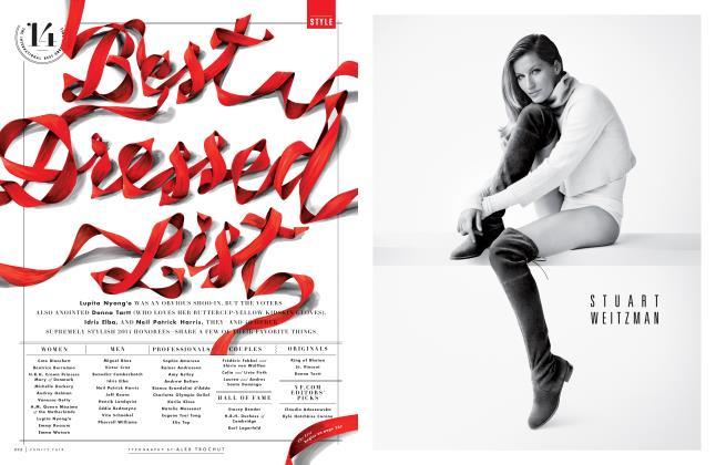 Article Preview: Best Dressed List, September 2014 | Vanity Fair