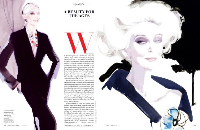 Article Preview: A BEAUTY FOR THE AGES, September 2014 2014 | Vanity Fair
