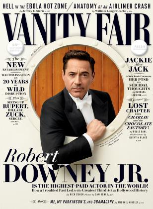 October 2014 | Vanity Fair