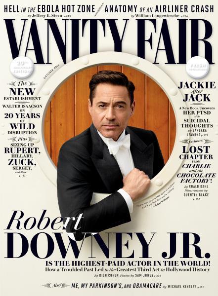 Issue: - October 2014 | Vanity Fair