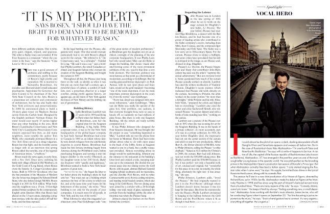 Article Preview: VOCAL HERO, October 2014 2014 | Vanity Fair