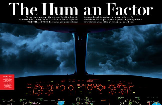 Article Preview: The Human Factor, October 2014 2014 | Vanity Fair