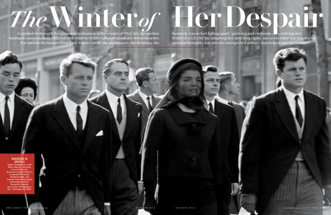 Article Preview: The Winter of Her Despair, October 2014 | Vanity Fair