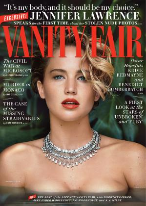 November 2014 | Vanity Fair