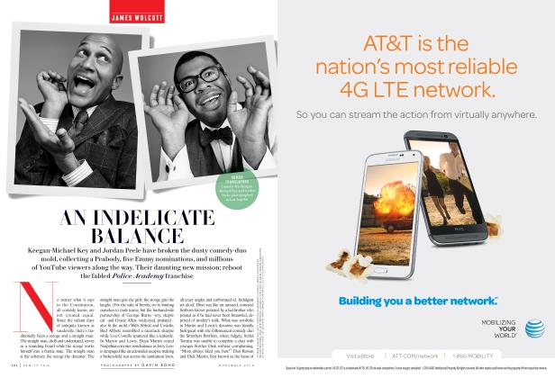 Article Preview: AN INDELICATE BALANCE, November 2014 2014 | Vanity Fair