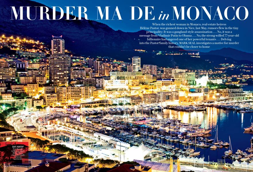 MURDER MADE in MONACO