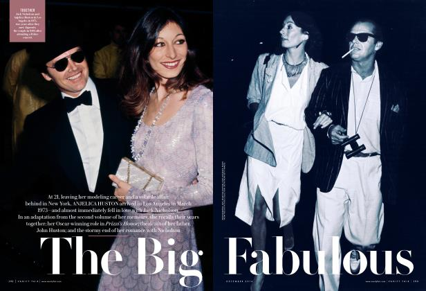 Article Preview: The Big Fabulous, December 2014 | Vanity Fair