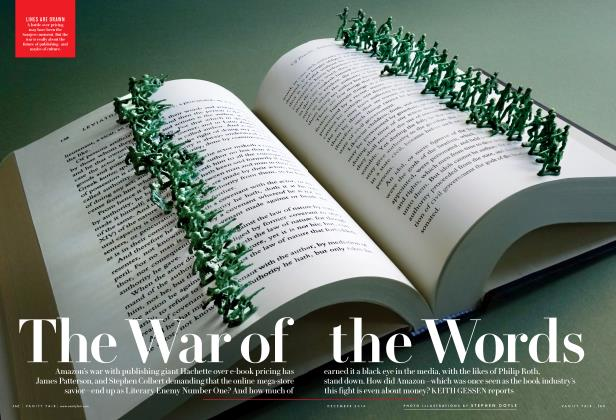 Article Preview: The War of the Words., December 2014 2014 | Vanity Fair