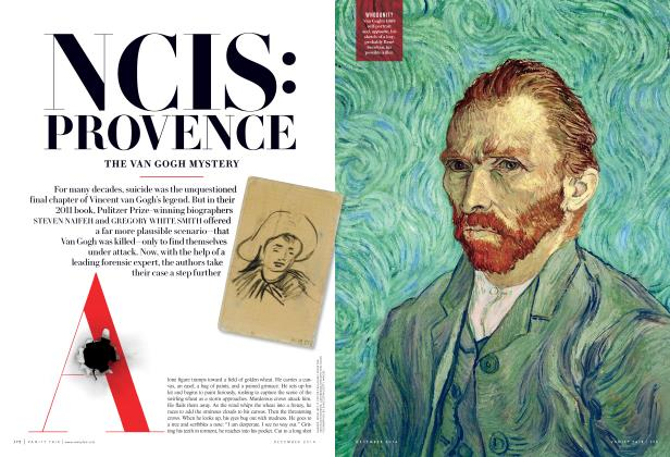 Article Preview: NCIS: PROVENCE, December 2014 2014   Vanity Fair