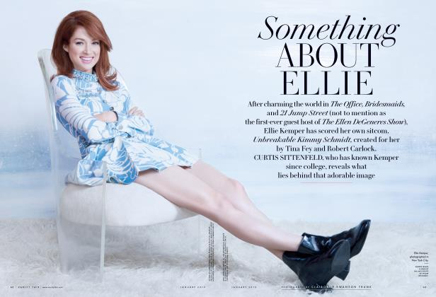 Article Preview: Something ABOUT ELLIE, January 2015 2015 | Vanity Fair