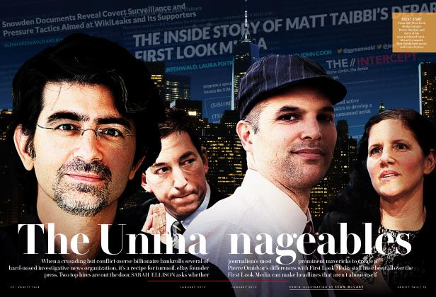 Article Preview: The Unmanageables, January 2015 | Vanity Fair