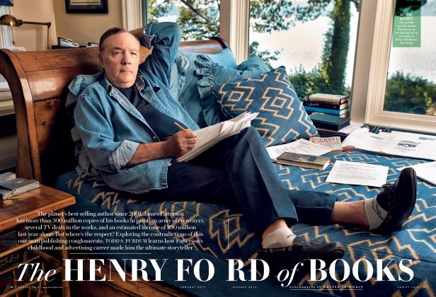 Article Preview: The HENRY FORD of BOOKS, January 2015 | Vanity Fair
