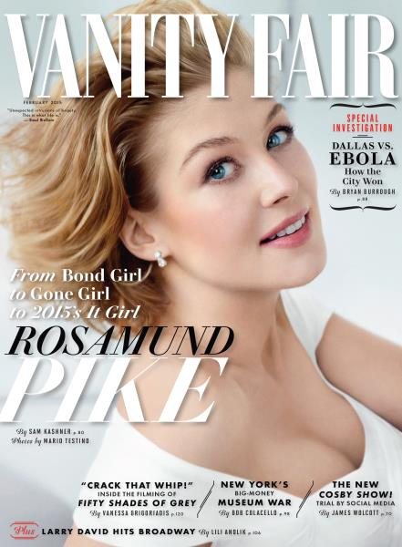 Issue: - February 2015 | Vanity Fair