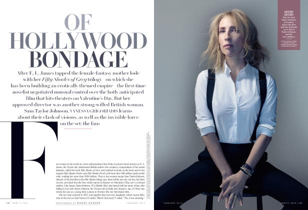 Article Preview: OF HOLLYWOOD BONDAGE, February 2015 | Vanity Fair