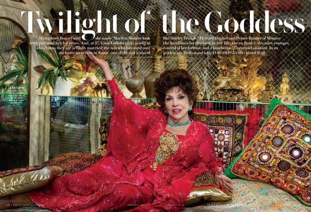 Article Preview: Twilight of the Goddess, February 2015 | Vanity Fair
