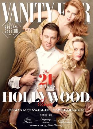 March 2015 | Vanity Fair