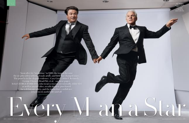 Article Preview: Every Man a Star, March 2015 2015 | Vanity Fair