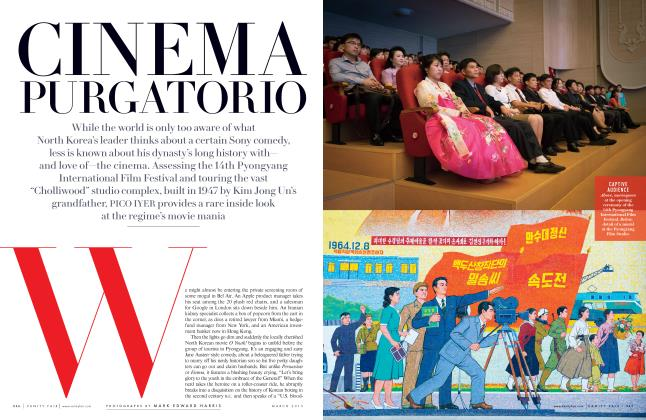 Article Preview: CINEMA PURGATORIO, March 2015 2015 | Vanity Fair