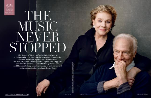 Article Preview: THE MUSIC NEVER STOPPED, March 2015 | Vanity Fair