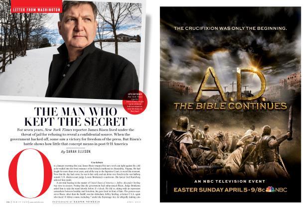 Article Preview: THE MAN WHO KEPT THE SECRET, April 2015 | Vanity Fair